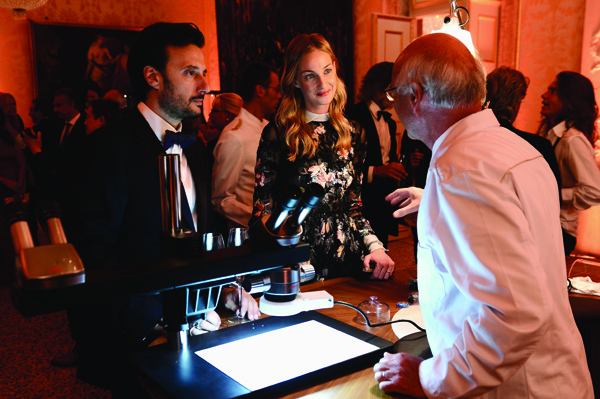 Jaeger-LeCoultre Hosts Gala Dinner Celebrating Its 180th Anniversary At Teatro La Fenice In Venice