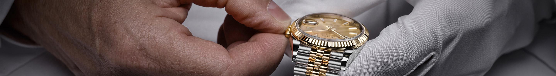 Servicio para su Rolex