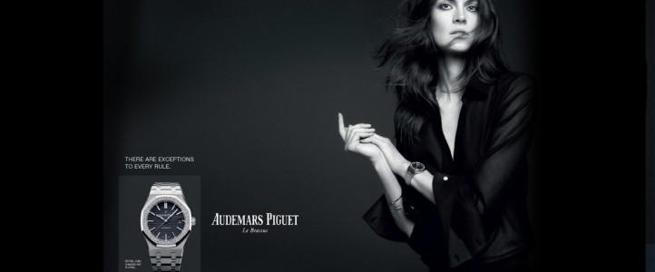 La mujer Audemars Piguet y su espíritu independiente.