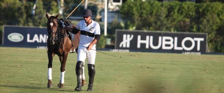 Hublot, patrocinador oficial de la Copa de Oro del XLII Torneo de polo de Sotogrande.